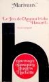 Couverture Le jeu de l'amour et du hasard Editions Hachette (Nouveaux classiques illustrés) 1991