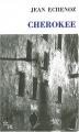 Couverture Cherokee Editions de Minuit (Double) 2003