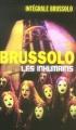 Couverture Les Inhumains Editions Vauvenargues (Intégrale Brussolo) 2007