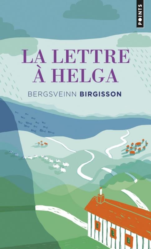 Couverture La lettre à Helga