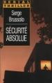 Couverture Oswald Caine, tome 3 : Sécurité absolue Editions Gérard de Villiers (Serial Thriller) 1993