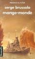 Couverture Mange-monde Editions Denoël (Présence du futur) 1993