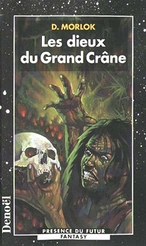 Couverture Shag l'Idiot, tome 3 : Les Dieux du Grand Crâne