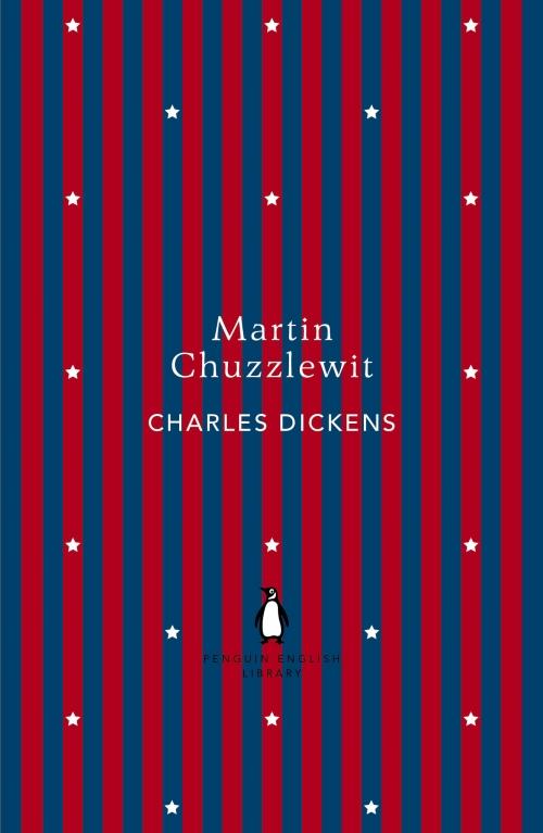 Couverture Martin Chuzzlewit