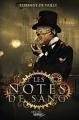 Couverture Les Notes de sang, tome 1 Editions Recto-Verso 2015