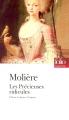 Couverture Les Précieuses ridicules Editions Folio  (Théâtre) 1998