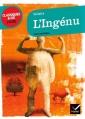 Couverture L'ingénu  Editions Hatier (Classiques & cie - Lycée) 2012