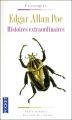 Couverture Histoires extraordinaires Editions Pocket (Classiques) 2010