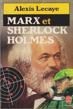 Couverture Marx et Sherlock Holmes