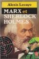 Couverture Marx et Sherlock Holmes Editions Le Livre de Poche (Policier) 1990