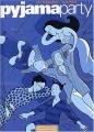 Couverture Les filles, tome 1 : Pyjama party Editions La comédie illustrée 2000