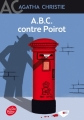 Couverture A.B.C. contre Poirot / ABC contre Poirot Editions Le Livre de Poche (Jeunesse) 2014