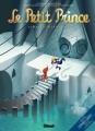 Couverture Le Petit Prince (BD), tome 03 : La planète de la Musique Editions Glénat (Hors collection) 2011