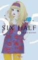 Couverture Six Half, tome 03 Editions Delcourt (Shojo) 2015