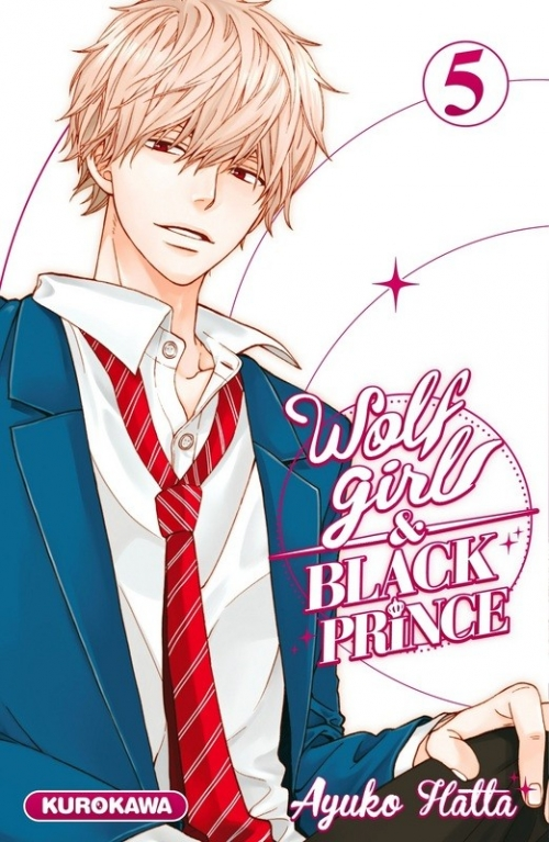 Couverture Wolf girl & black prince, tome 05