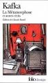 Couverture La métamorphose Editions Folio  (Classique) 1990