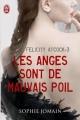Couverture Felicity Atcock, tome 3 : Les anges sont de mauvais poil Editions J'ai Lu (Darklight) 2015