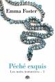 Couverture Les nuits tentatrices, tome 1 : Péché exquis Editions Milady (Romantica) 2015