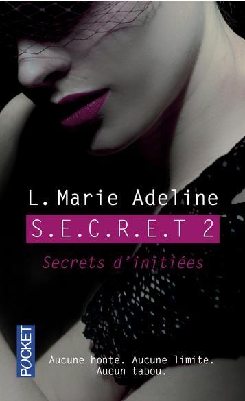 Couverture S.E.C.R.E.T., tome 2 : Secrets d'initiées