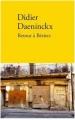 Couverture Retour à Béziers Editions Verdier 2014