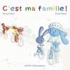 Couverture C'est ma famille ! Editions Les P'tits Totems 2014