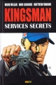Couverture Kingsman : Services secrets Editions Panini (Best of fusion comics) 2015