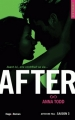 Couverture After, tome 3 : After we fell / La chute Editions Hugo & cie 2015