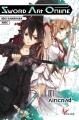 Couverture Sword art Online (roman), tome 1 : Aincrad Editions Ofelbe 2015