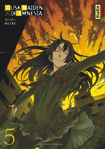 Couverture Dusk Maiden Of Amnesia, tome 05