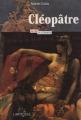 Couverture Cléopatre la vie, la légende Editions Larousse (Bibliothèque historique) 2001