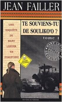 Couverture Mary Lester, tome 30 : Te souviens-tu de Souliko'o ?, partie 1