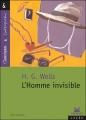 Couverture L'homme invisible Editions Magnard (Classiques & Contemporains) 2002