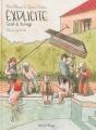 Couverture Explicite : Carnet de tournage Editions Delcourt (Mirages) 2015