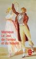 Couverture Le jeu de l'amour et du hasard Editions Le Livre de Poche (Le Théâtre de Poche) 1985