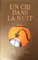 Couverture Un cri dans la nuit Editions France Loisirs 2011
