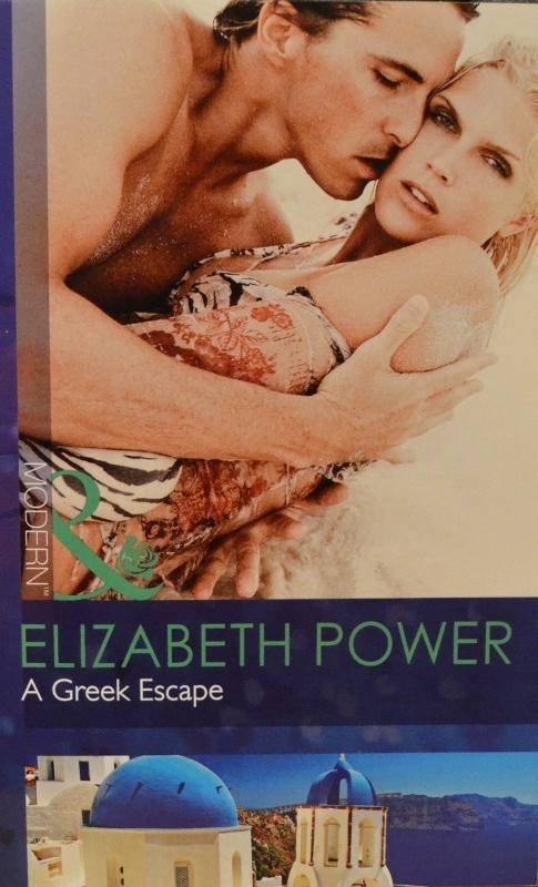 Couverture A Greek Escape