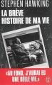 Couverture La brève histoire de ma vie Editions J'ai Lu 2015