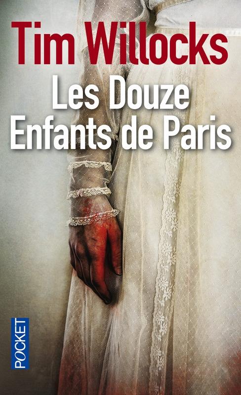 Couverture Les Douze enfants de Paris