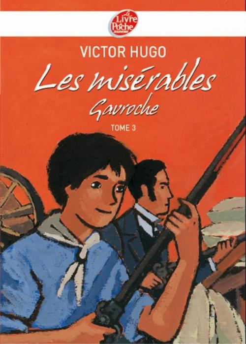 Couverture Les Misérables (jeunesse), tome 3 : Gavroche