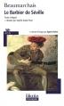 Couverture Le Barbier de Séville Editions Folio  (Plus classiques) 2015