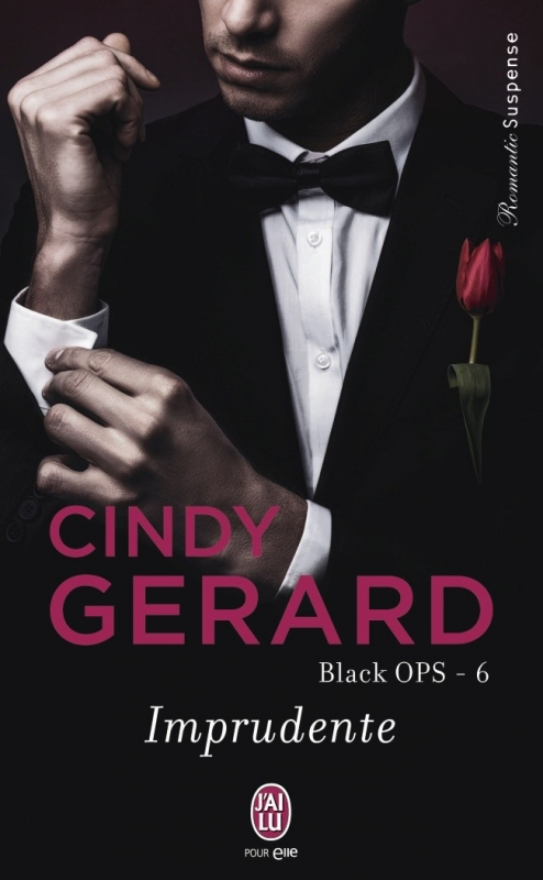 Couverture Black Ops, tome 6 : Imprudente