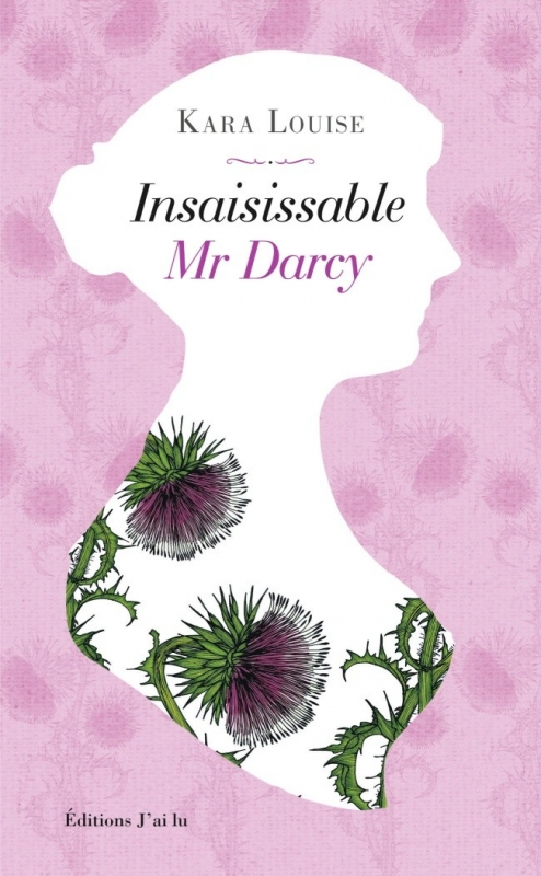 Couverture Insaisissable mr Darcy