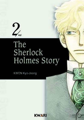 Couverture The Sherlock Holmes Story, tome 2