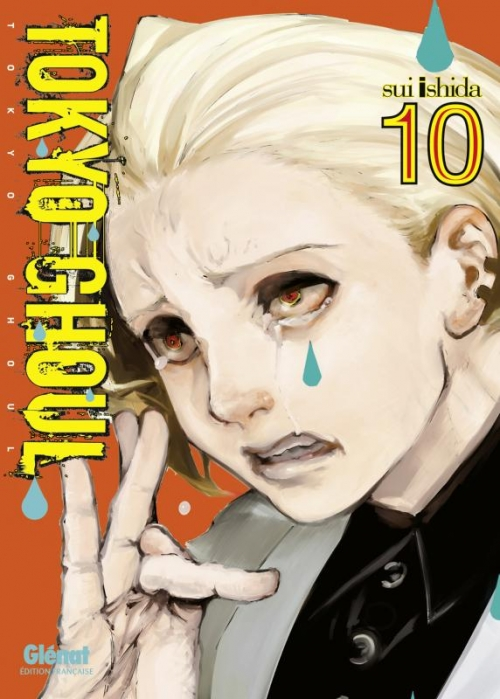 Couverture Tokyo Ghoul, tome 10