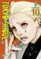 Couverture Tokyo Ghoul, tome 10 Editions Glénat (Shônen) 2015