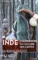 Couverture Inde : Comprendre la Culture des Castes Editions De l'aube 2014