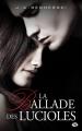 Couverture La ballade des lucioles Editions Milady 2015