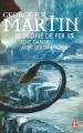 Couverture Le Trône de fer, tome 15 : Une danse avec les dragons Editions J'ai Lu (Fantasy) 2015