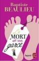 Couverture La Mort est une garce Editions Fayard / Le livre de poche 2015