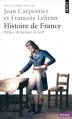 Couverture Histoire de France Editions Points (Histoire) 2006
